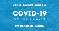 Boletim Epidemiológico do COVID-19: 20/04/2020